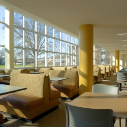 UD Russell Dining Hall Addition