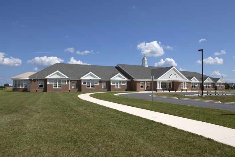 Beautiful school image of Spring Meadow Early Childhood Center
