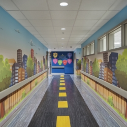 Educational and Therapeutic Intervention Wing Renovation