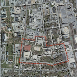 UD East Campus Housing Masterplan