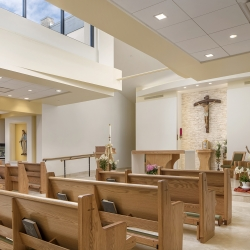 Little Sisters of the Poor Chapel Renovation